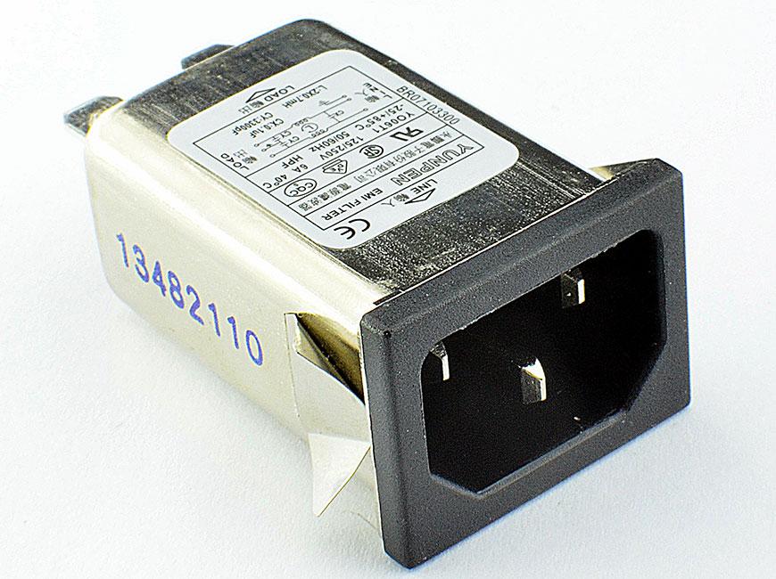 插座濾波器