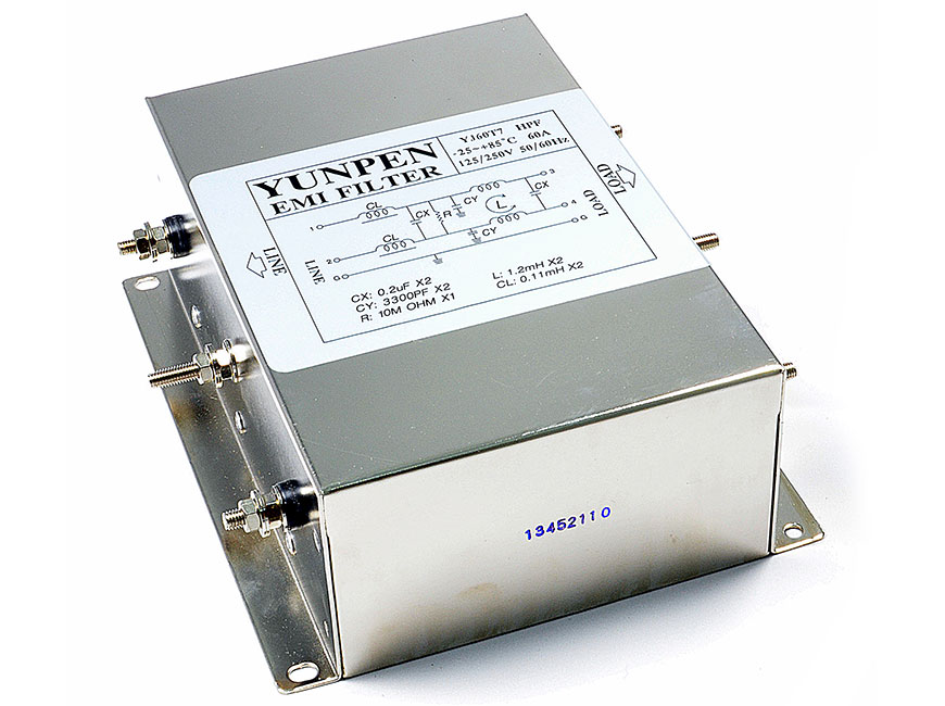 M5 screw terminal YJ-T7 (250VAC) is designed for easy installation.