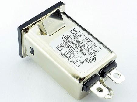 IEC Inlet Filters YO-T1-BU