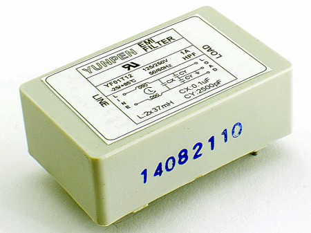 插件式濾波器 YF-T12 - 插件式濾波器