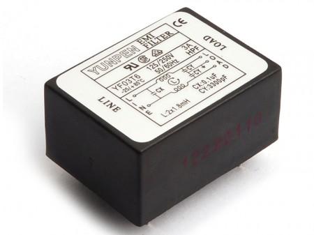 插件式濾波器 YF-T6 - 插件式濾波器
