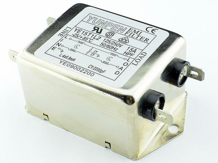 Single Phase Two-Stage Filters YE-T1L2