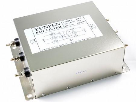 三相三線濾波器 YI-T7 - 三相三線濾波器