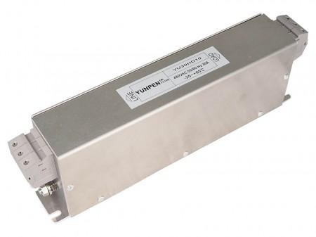 Terminal Block Three-Phase Three-Wire Filters YU-HD10 - Terminal block HD10.