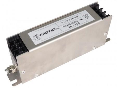 三相三線濾波器 YU-TB10 - 三相三線濾波器