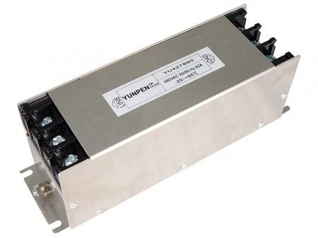 Terminal Block Three-Phase Three-Wire Filters YU-TB60 - Terminal block TB60.