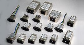 插座式濾波器