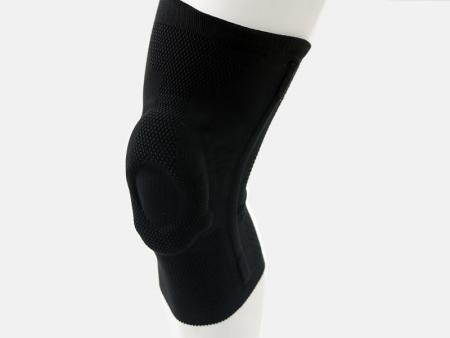 Flat Knitting Knee Support