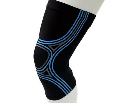 Sports Compression Knee Sleeve - Sports Compression Knee Sleeve