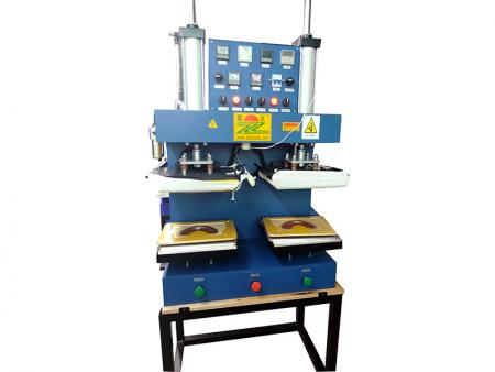 Name: Double Heads Heat Transfer Press Machine