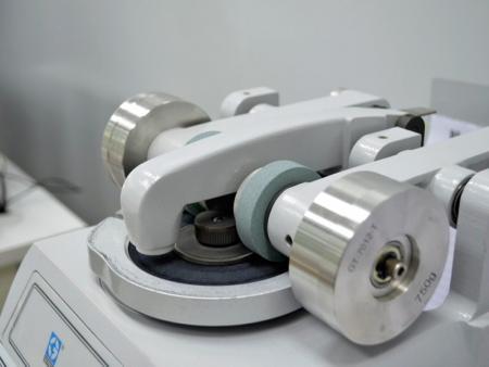 Taber Type Abrasion Tester