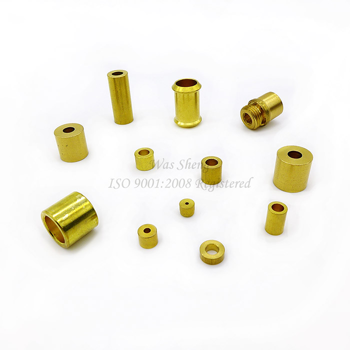 Bronze Plain Sleeve Bearing Bushing