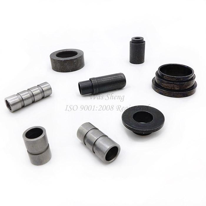 Hardened Steel Black Zinc Bushing Inner Sleeve