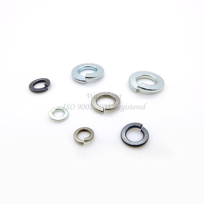 Helical Split Lock Washers
