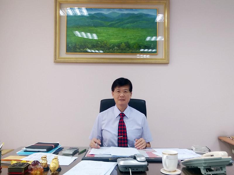 Президент Джейсон Сюй