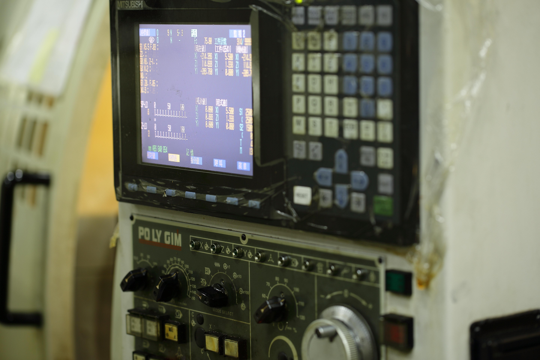 Mesin Mesin CNC