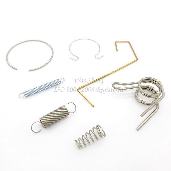 Custom Torsion Springs Wire Bending Forming
