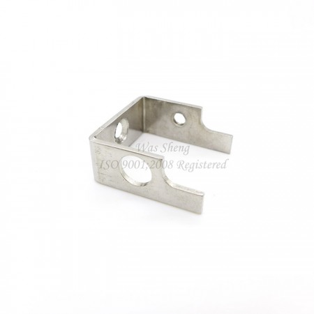 Stainless Steel Support Mounting Bracket Plain Finish - Stainless Steel Support Mounting Bracket Plain Finish