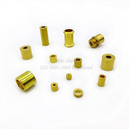 Bronze Plain Sleeve Bearing Bushing - Bronze Plain Sleeve Bearing Bushing