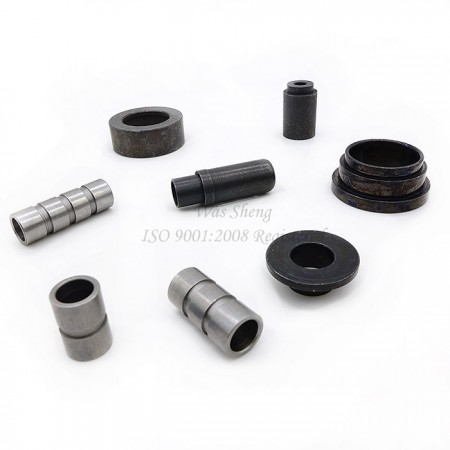 Hardened Steel Black Zinc Bushing Inner Sleeve - Hardened Steel Black Zinc Bushing Inner Sleeve