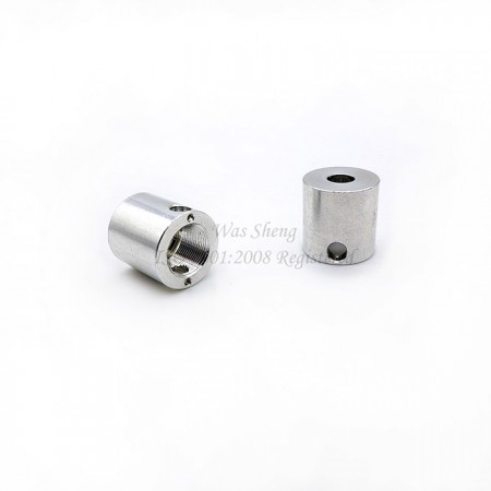 Aluminium Inner Threaded Spring Bushing - Aluminium Inner Threaded Spring Bushing