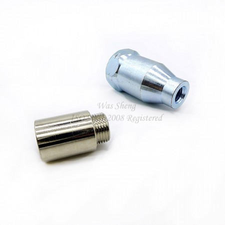 Steel Adapters, Male and Female Connector - Steel Adapters, Male and Female Connector