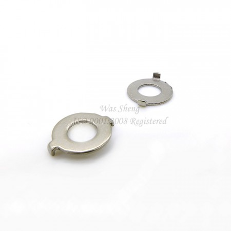 Customized Stainless Steel Shafts Retainer Clip Washer