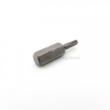 Alloy Steel Hex Shank Driver Bits - Alloy Steel Hex Shank Driver Bits