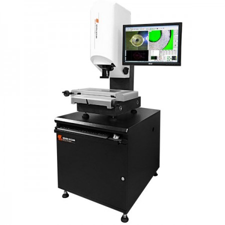 Video Measuring and Charting Machine