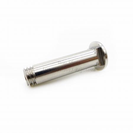 मशीनिंग स्टेनलेस स्टील 304 स्क्वायर नेक कैरिज बोल्ट स्क्रू - मशीनिंग स्टेनलेस स्टील 304 स्क्वायर नेक कैरिज बोल्ट स्क्रू