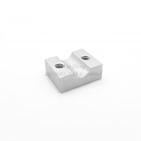 Aluminium Drilling Slot Block Holder - Aluminium Drilling Slot Block Holder