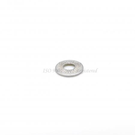 Serrated Safety & Ribbed Conical Disc Lock Washer