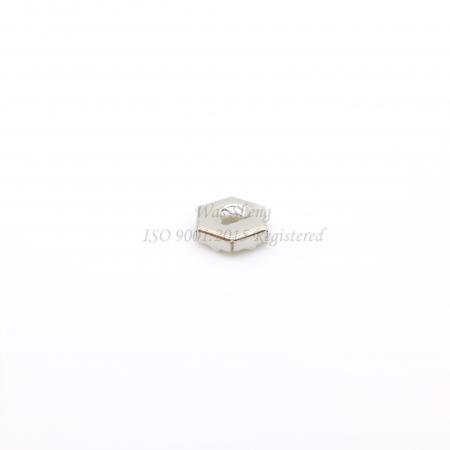 Tension Nut # 2-56 1/4 '' ACF Steel Palnut T = 0.3MM