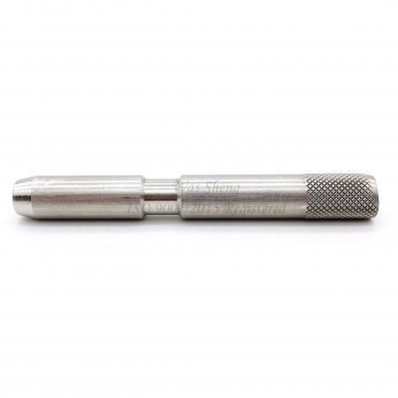 Diamond Knurled Shaft Pin พร้อม Groove