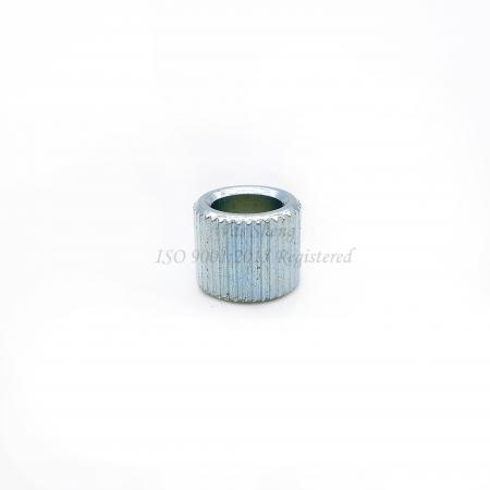 Spacer Standoff Straight Knurled Collar Zinc Plating - Spacer Standoff Straight Knurled Collar Zinc Plating