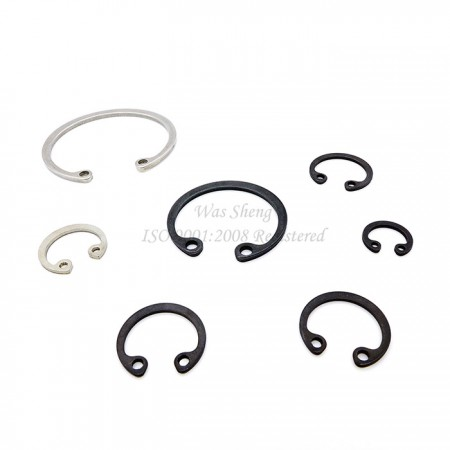 JIS 2804 / DIN 472 Internal Circlips R Rings - Internal Circlips Retaining Rings, Stamping parts