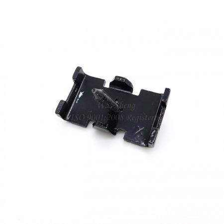 คลิปรั้วและหัววงรี Trilobular Bolt Black Zinc and Coating - คลิปรั้วและหัววงรี Trilobular Bolt Black Zinc and Coating