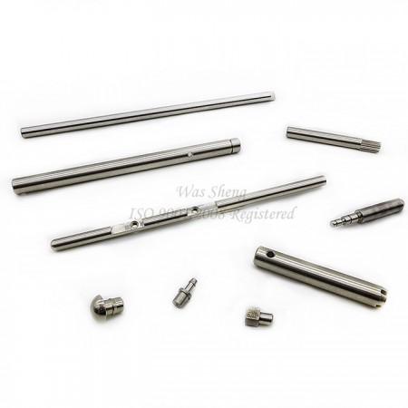 สแตนเลส CNC Machining Linear Shafts
