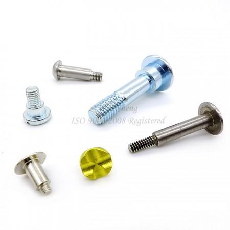 धातु कंधे पेंच बोल्ट इंच / मीट्रिक धागा - धातु कंधे पेंच बोल्ट इंच / मीट्रिक धागा