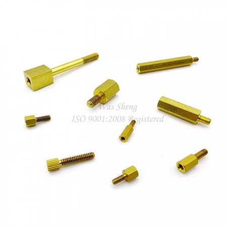 Brass Hex Standoffs Spacers - Brass Hex Standoffs Spacers
