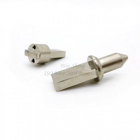 Steel Camshaft Chamfered Nickel Plating 5-8 um - Steel Camshaft Chamfered Nickel Plating 5-8 um