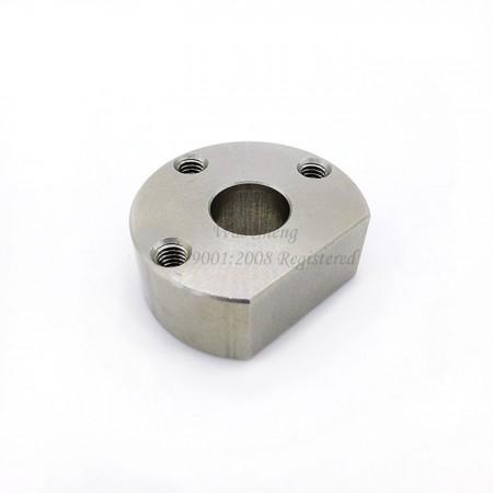 स्टेनलेस स्टील मशीनीकृत फ्लैट निकला हुआ किनारा - स्टेनलेस स्टील मशीनीकृत फ्लैट निकला हुआ किनारा