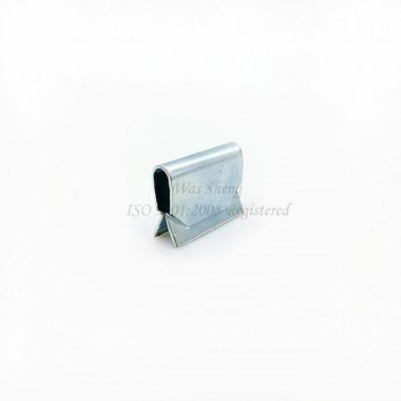แผ่นโลหะ U-Type Speed Clip ชุบสังกะสี - แผ่นโลหะ U-Type Speed Clip ชุบสังกะสี