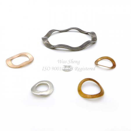 Metal Waved Spring Washers