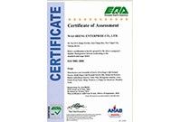 ISO 9001: 2015 Quality Management