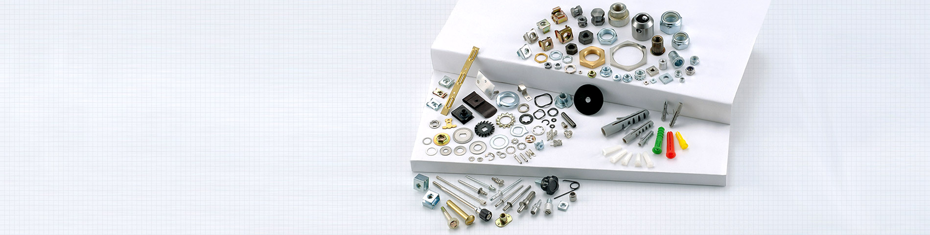 From Small Fasteners to Whole World