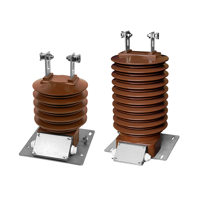 Current Transformers & ERCTs (Extended Range Current Transformers) for Billing, 10~30kV Epoxy-Cast Outdoor Type