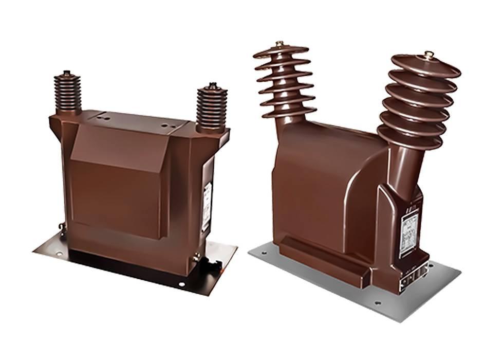 30kV Epoxy-Cast Potential Transformers (Indoor Type) – Models: EPF-30SA-2 / EPF-30SB-2