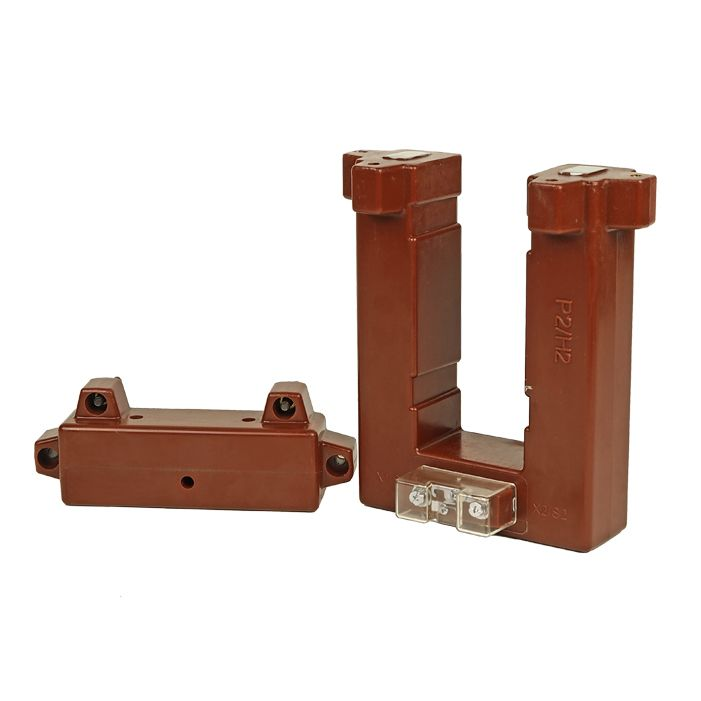 Low-Voltage Split-Core Current Transformers (Rectangular Window-Type) for Protection