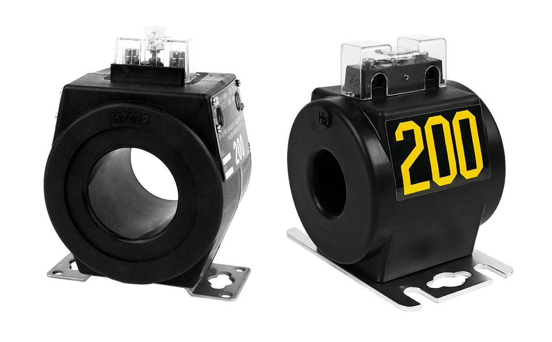 Transformadores de corriente de bajo voltaje o transformadores de corriente de rango extendido (ERCT) para facturación
